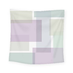 Abstract Background Pattern Design Square Tapestry (small)
