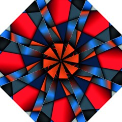 3d And Abstract Folding Umbrellas