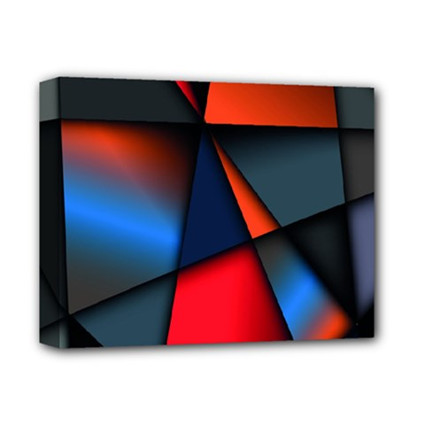 3d And Abstract Deluxe Canvas 14  X 11
