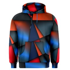 3d And Abstract Men s Pullover Hoodie