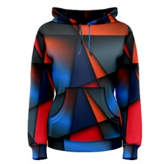 3d And Abstract Women s Pullover Hoodie