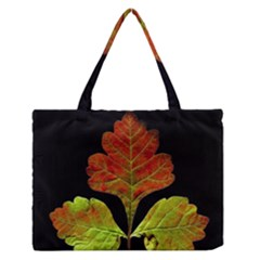Autumn Beauty Medium Zipper Tote Bag