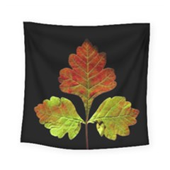 Autumn Beauty Square Tapestry (small)