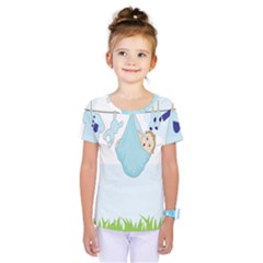 Baby Boy Clothes Line Kids  One Piece Tee