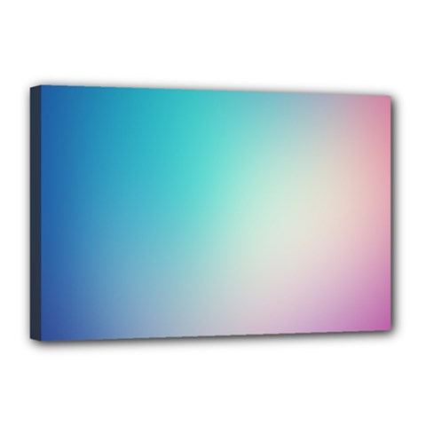 Background Blurry Template Pattern Canvas 18  x 12