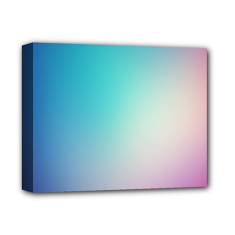 Background Blurry Template Pattern Deluxe Canvas 14  x 11