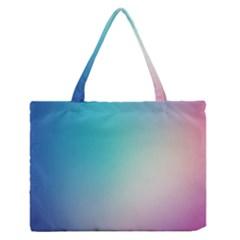 Background Blurry Template Pattern Medium Zipper Tote Bag