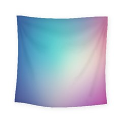 Background Blurry Template Pattern Square Tapestry (small)