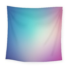 Background Blurry Template Pattern Square Tapestry (large)