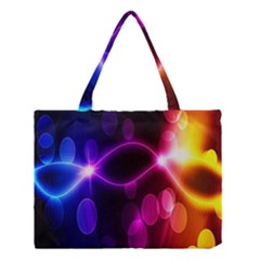 Circle Color Medium Tote Bag
