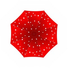 Christmas Background  Straight Umbrellas
