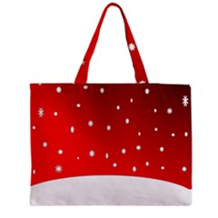Christmas Background  Medium Tote Bag