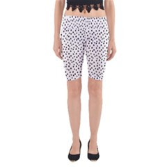 Dalmation Yoga Cropped Leggings