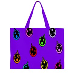 Christmas Baubles Large Tote Bag