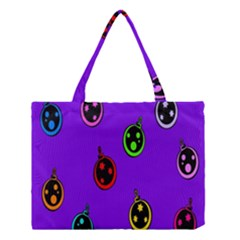 Christmas Baubles Medium Tote Bag
