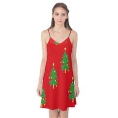 Christmas Trees Camis Nightgown