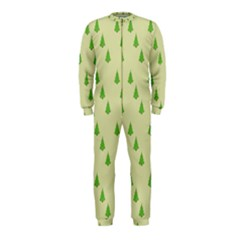 Christmas Wrapping Paper Pattern OnePiece Jumpsuit (Kids)