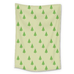Christmas Wrapping Paper Pattern Large Tapestry