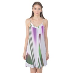 Colored Pattern Camis Nightgown