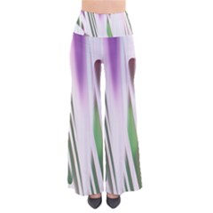 Colored Pattern Pants