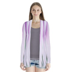 Colored Pattern Cardigans