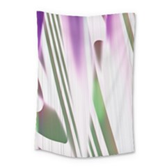 Colored Pattern Small Tapestry