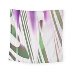 Colored Pattern Square Tapestry (small)