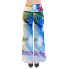 Colour Abstract Pants