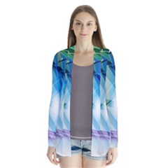 Colour Abstract Cardigans