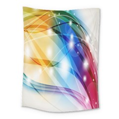 Colour Abstract Medium Tapestry