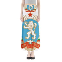 Coat of Arms of Bulgaria (1971-1990) Maxi Skirts