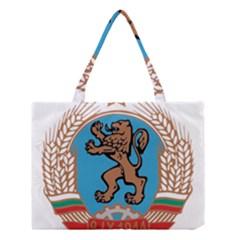 Coat of Arms of Bulgaria (1968-1971) Medium Tote Bag