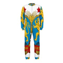 Coat Of Arms Of Bulgaria (1948 1968) Onepiece Jumpsuit (kids)
