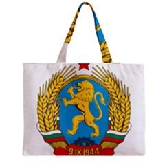 Coat of Arms of Bulgaria (1948-1968) Medium Tote Bag
