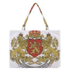 Coat Of Arms Of Bulgaria (1927 1946) Medium Tote Bag