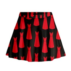 Dresses Seamless Pattern Mini Flare Skirt