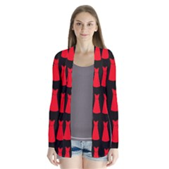 Dresses Seamless Pattern Cardigans
