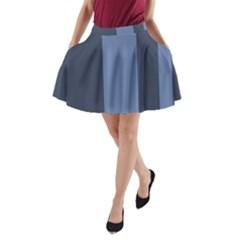 Fibonacci A-Line Pocket Skirt