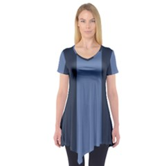 Fibonacci Short Sleeve Tunic