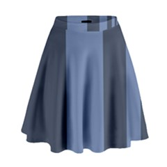 Fibonacci High Waist Skirt