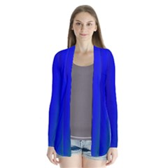 Graphics Gradient Colors Texture Cardigans
