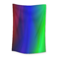 Graphics Gradient Colors Texture Small Tapestry