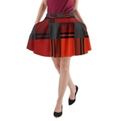Hintergrund Tapete A-Line Pocket Skirt