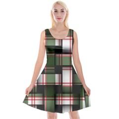 Hintergrund Tapete Reversible Velvet Sleeveless Dress