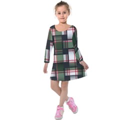 Hintergrund Tapete Kids  Long Sleeve Velvet Dress