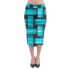 Hintergrund Tapete Midi Pencil Skirt