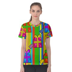 Holiday Gifts Women s Cotton Tee