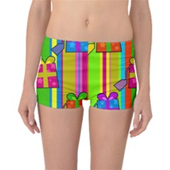 Holiday Gifts Boyleg Bikini Bottoms