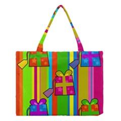 Holiday Gifts Medium Tote Bag