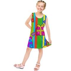 Holiday Gifts Kids  Tunic Dress